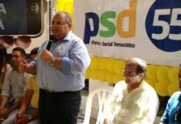 PSD reúne os 27 prefeitos e 21 vices eleitos do partido em encontro na Capital nesta quinta
