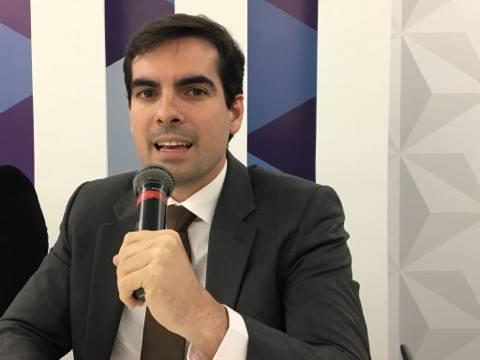 Lucas de Brito Pereira - Lucas de Brito tem encontro com o governador e afirma que Ricardo não vai interferir em eleição da Câmara