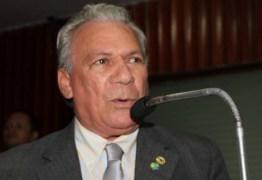 Em gravação, prefeito José Aldemir fala sobre saúde: 'Estou muito adoentado e deprimido'; OUÇA