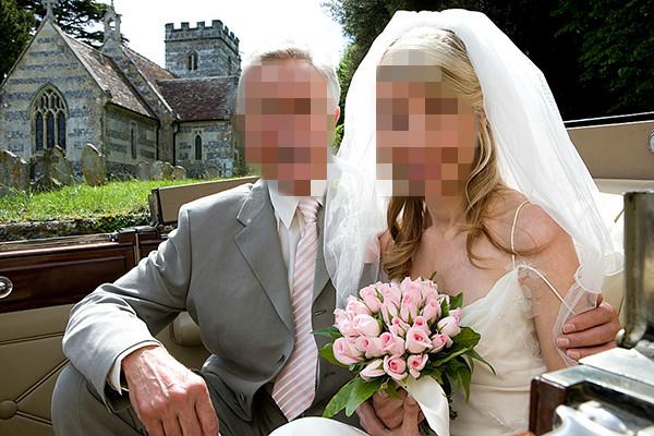homem mais velho com mulher mais nova - Mulher se casa com milionário e descobre que marido é seu avô