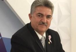 'NÃO HÁ URGÊNCIA, ESTAMOS CONVERSANDO': deputado João Gonçalves diz que está se entendendo com João Azevedo sobre assumir Articulação Política