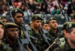 Militares de menor patente devem ter aumento salarial caso reforma da previdência seja aprovada