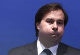 Polícia Legislativa confirma investigação sobre pacote de cocô enviado para Rodrigo Maia