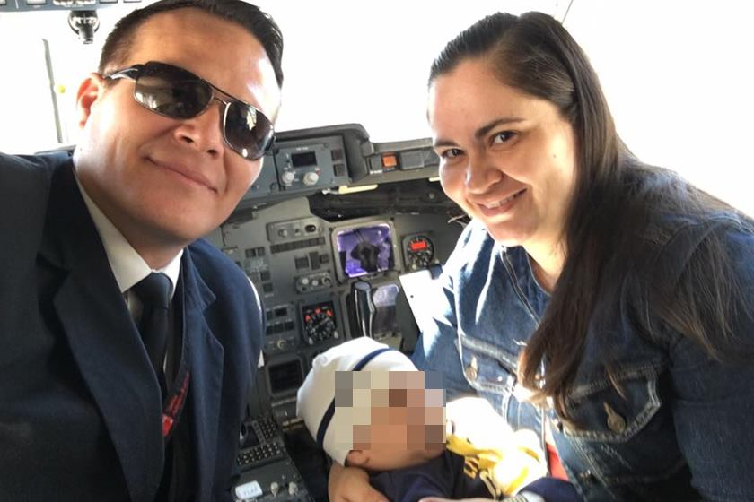 piloto pai - Pai do piloto do voo da Chapecoense também morreu em desastre aéreo