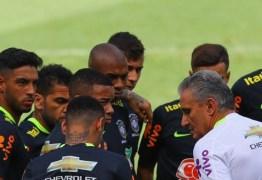 Sob o comando de Tite, seleção brasileira joga hoje contra a Argentina pelas eliminatórias da Copa