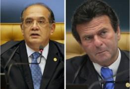 VEJA VÍDEO: Gilmar Mendes fala mal da Lei da Ficha Limpa e discute com Luiz Fux