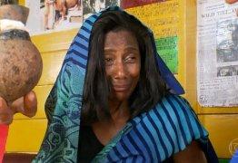 Glória Maria fala de experiência com maconha na Jamaica