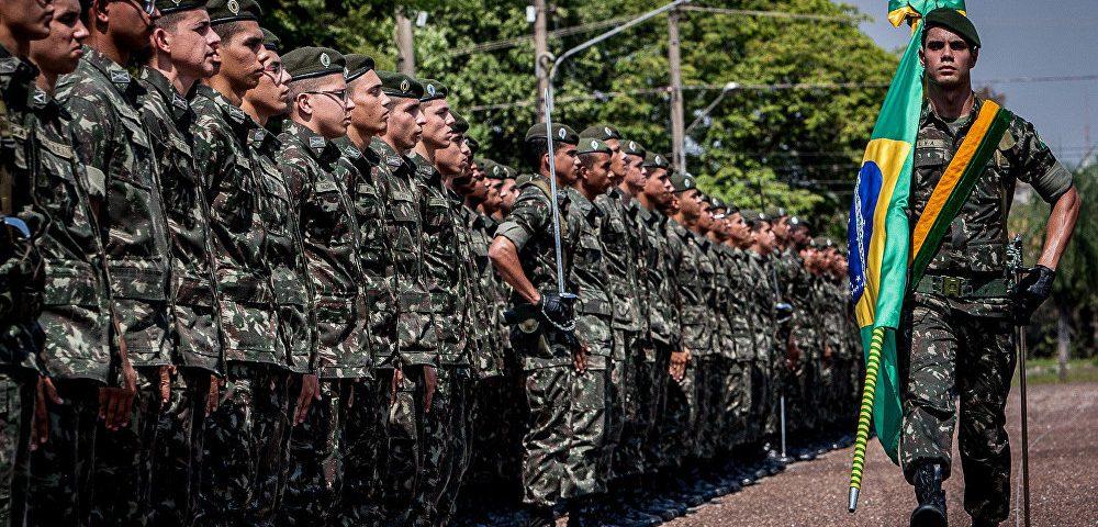 Militares 1000x480 1 - Forças Armadas sofrem corte de 44% dos recursos