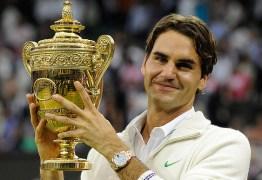 Roger Federer foi eleito o homem mais bonito do ano