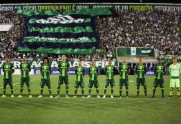 Chapecoense receberá título da Copa Sul-Americana nesta quarta-feira