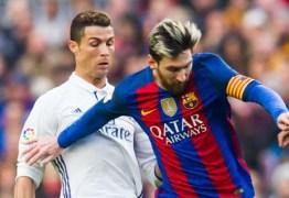 100º GOL: Messi se aproxima de Cristiano Ronaldo na disputa de gols na Liga dos Campeões