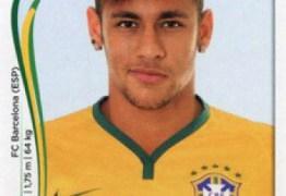 Neymar cobrou R$ 117 mil para assinar figurinhas dos álbuns da Panini