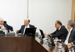 Governadores decidem apoiar ajuste fiscal do controle de gastos e previdência