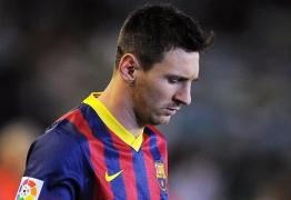 Messi segue treinando separado do restante dos jogadores do Barcelona