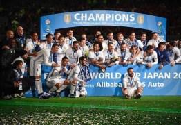 Com três gols de Cristiano Ronaldo Real Madrid é campeão mundial