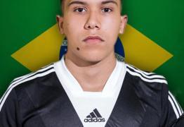 Rodrigo Araújo relembra boa fase e deseja voltar pra copa do mundo de FIFA