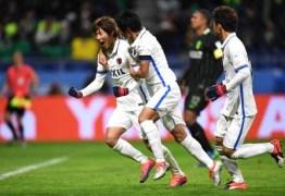 Mesmo com polêmicas, time japonês vai para a final do Mundial de Clubes