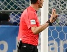 BOLA FORA: Primeiro uso de recursos tecnológicos em jogo de futebol termina em erro