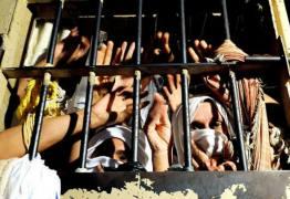 Crise Carcerária: Com mais de 11 mil detentos, presídios da PB estão 116% acima da capacidade