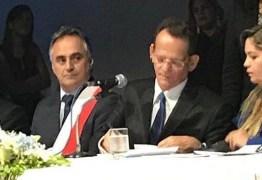 Luciano Cartaxo e Manoel Júnior tomam posse prometendo unidade e muito trabalho