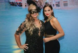 Vídeo: Bruna Marquezine canta 'proibidão' na festa da mãe de Neymar