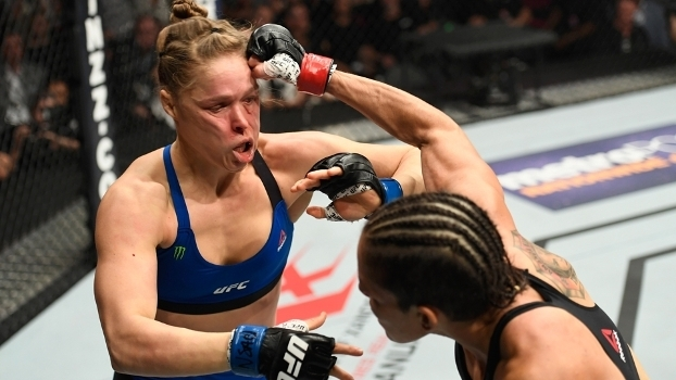 622 197d41c5 221f 310a abae f1f1c094d452 - Ronda Rousey recebe 45 dias de suspensão médica após derrotada por brasileira