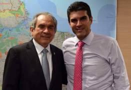 Lira confirma vinda do Ministro Hélder Barbalho para falar sobre transposição