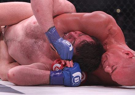 Tito Ortiz Sonnen Bellator  - Tito Ortiz assume que segurou mata-leão mais do que o necessário