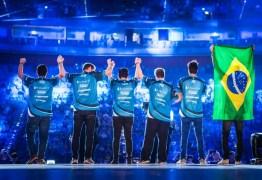 Brasil terá três representantes em campeonato profissional de e-Sport