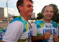 Durante discurso na igreja de Malafaia, Bolsonaro afirma que Brasil enfrenta: 'crise ética, moral e econômica'