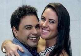 Zezé admite ter contratado detetive para investigar Graciele