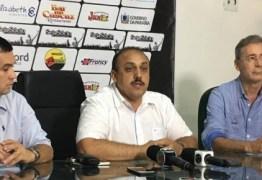 Nelson Lira renuncia diretoria de marketing do Botafogo-PB ao completar mês no cargo