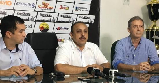 nelson e1482458722262 - Nelson Lira renuncia diretoria de marketing do Botafogo-PB ao completar mês no cargo
