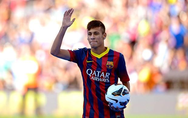 neymar apresentacao3 ap.jpg 95 - Sem marcar há 10 jogos, Neymar vive maior jejum com camisa do Barcelona