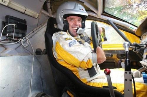 ng5387532 - A incrível história do piloto sem braços e pernas que compete no Rali Dakar