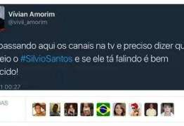 Nova BBB já declarou ódio a Silvio Santos na internet