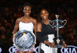 Após 14 anos irmãs Williams disputam final de Grand Slam