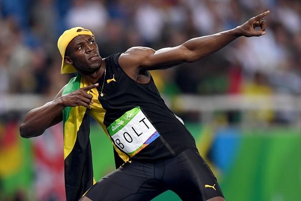 usain bolt - Usain Bolt realiza primeiro treino como jogador profissional de futebol
