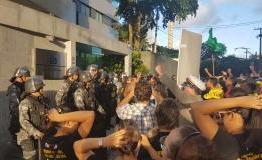 Após protesto PMs do Recife podem não trabalhar no Galo da Madrugada
