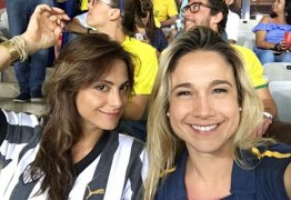 Fernanda Gentil é chamada de 'sapatão', dá resposta e bomba na Web