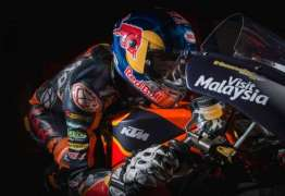 Red Bull anuncia sua chegada a Moto GP