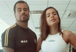 Anitta mostra corpo sarado em foto durante o treino