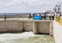 Dnocs afirma que água da transposição pode chegar até 30 de março em Boqueirão