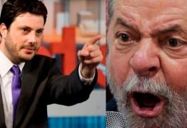 Danilo Gentili faz chacota com declaração de Lula e faz sucesso na internet