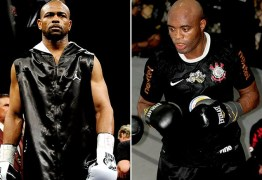 Roy Jones Jr. sugere luta contra Spider no card de McGregor x Mayweather