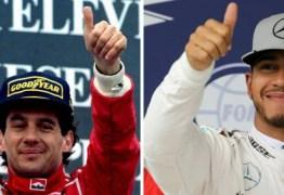 Hamilton queria Senna como companheiro, mas não se daria bem com ele