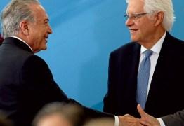 Em caso do FI-FGTS, Cunha questiona Temer e Moreira sobre reunião para tratar de propina e doações