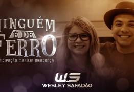 VEJA VÍDEO: Wesley Safadão e Marília Mendonça lançam musica juntos