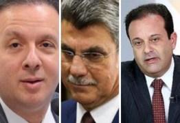 AGUINALDO/JUCÁ/ANDRÉ: Temer faz rodízio entre investigados da Lava Jato na liderança do seu governo