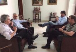 Novo arcebispo recebe visita de governador e presidente da ALPB em CG